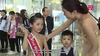 VTC10 - Hoa Hậu Hoàn Vũ Nhí Thế Giới 2019 - Nguyễn Ngọc Bảo Anh