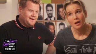 Download Video British 'Bridget Jones Baby' Auditions W/ Renée Zellweger & Patrick Dempsey
