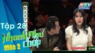 NHANH NHƯ CHỚP 2 | Dương Lâm, MisThy có vượt qua được đội mạnh Nam Thư? | #28 FULL | 5/10/2019
