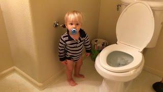 Baby Floods the House!