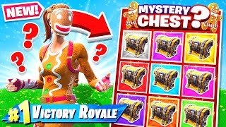 GUESS The CHEST RANDOM Game Mode in Fortnite Battle Royale