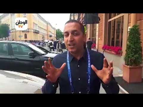 ايهاب الخطيب يتحدث عن مباراة مصر والسعودية وأزمة سعد سمير