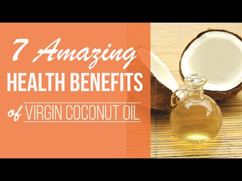 Video Virgin Coconut Oil Benefits That Could Change Your Life