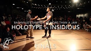 NSidDS vs Holotype | Popping Finals | Bashville Stampede 12: More than a Jam | #SXSTV