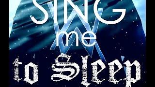 Sing Me To Sleep - Alan Walker - Metal Cover
