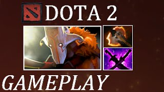 Dota 2 The Perfect Carry Game !! Juggernaut Ranked Gameplay (Replay) Commentary