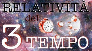 La Relatività del Tempo – Il Tempo Esiste?#03 – CURIUSS