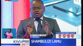 Watu watatu wauwawa kufuatia shambulizi la kigaidi katika eneo la Lamu