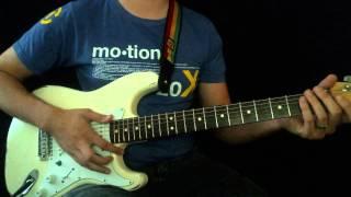 """Lay Me Down"" Chris Tomlin Rhythm Guitar Tutorial"
