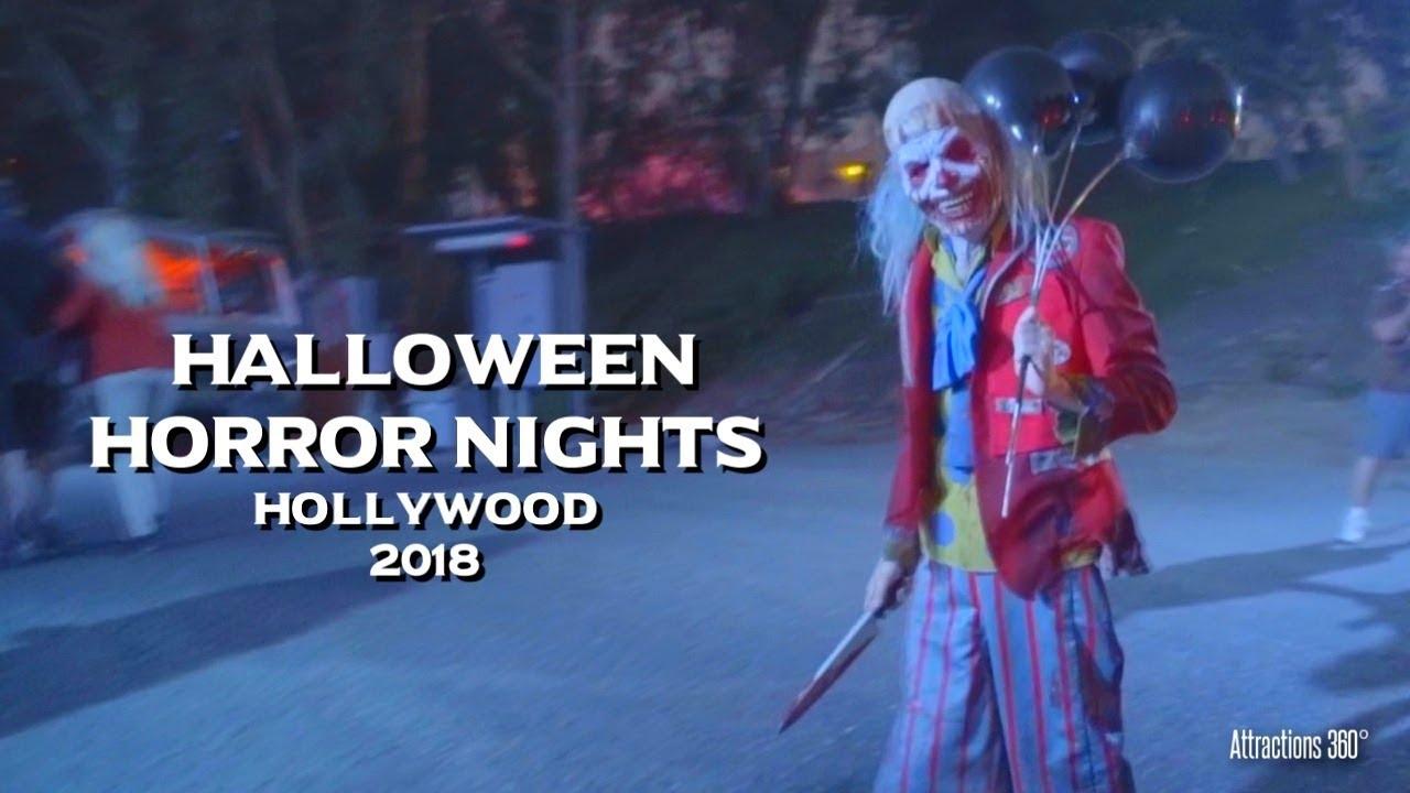 Universal Studios - Halloween Horror Nights