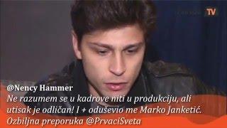 Marko Janketić i Slaven Došlo čitaju tvitove o sebi | Mondo TV