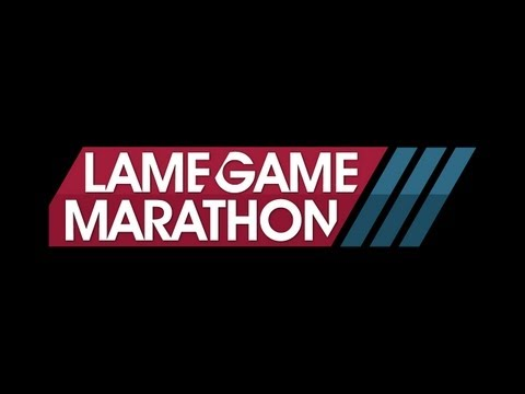 Tune In Tomorrow For The Lame Game Marathon!