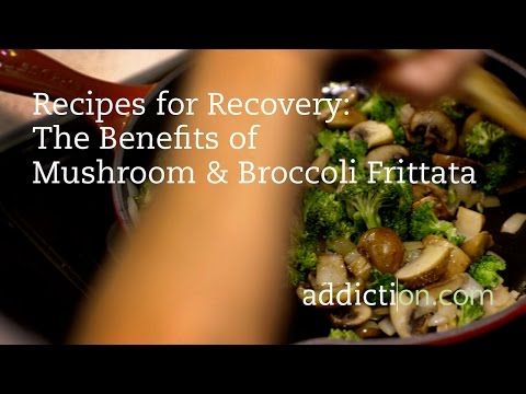Benefits of Mushroom & Broccoli Frittata