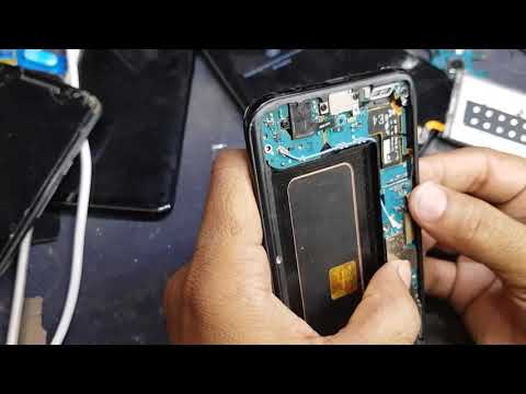 Samsung galaxy note 8 Dead repair(power ic ) - смотреть
