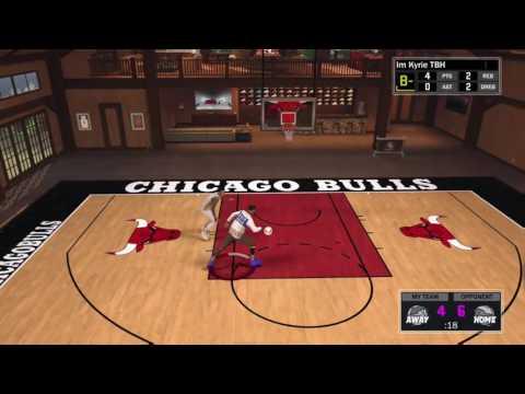 NBA 2K17 Bri v.s kyrie Part 1 🔥🔥