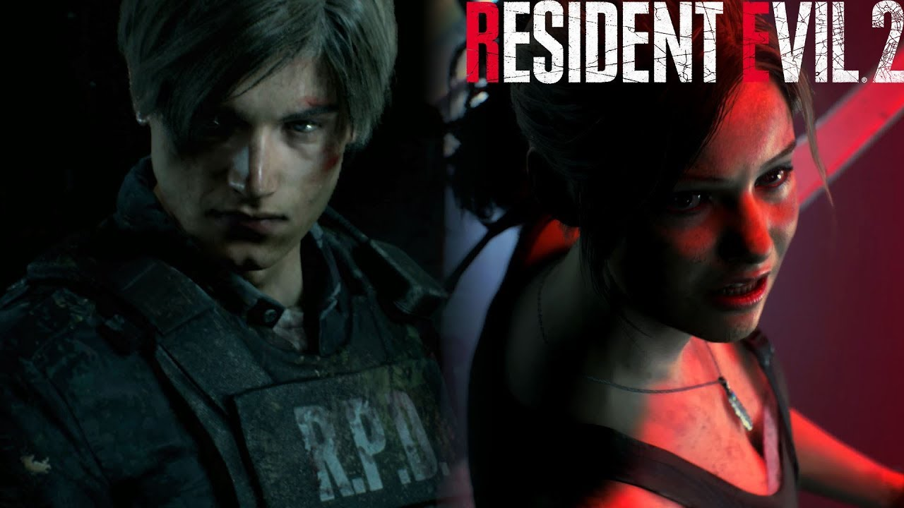 Resident Evil 2 [PLAYSTATION 4] video