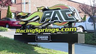 PAC Racing Springs - Inside Mooresville North Carolina Manufacturing Facility