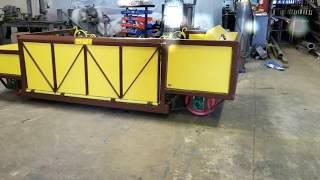 New Product! Wheelchair accessible Train Coaches