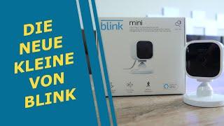 Blink Mini Kamera im Test - Klein, günstig und Alexa kompatibel