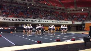 Yukon High School State 2015