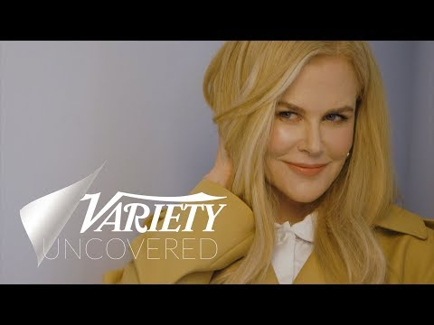 Nicole Kidman Shares Her Secrets of Getting Into Character