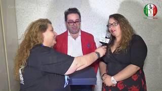 Paola Puggioni sul podio alla terza edizione del festival Canta Italia a Stoccarda
