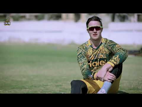 Tom Kohler Cadmore | First Interview as a Zalmi Player | PSL 6