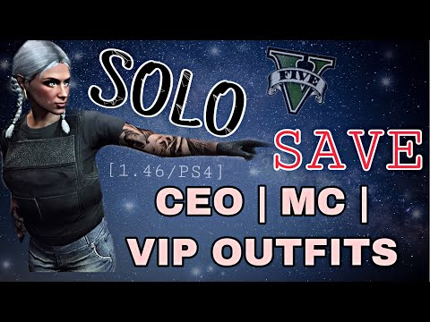 Download Gta 5 Online Easy Save Ceo Vip Outfits Glitch After