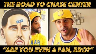 The Warriors Are Seeking Die Hard Fans To Lead Exclusive Chase Center Cheer Section