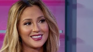 Adrienne Bailon Chats About Her New Movie Im In Love With A Church Girl