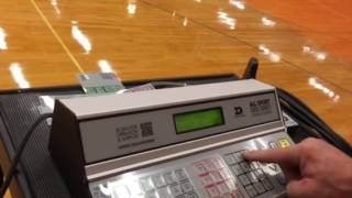 Scoreboard training Basketball