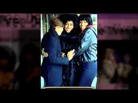 THE THREE DEGREES together