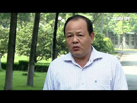 """""""Mặc áo mới"""" cho tuyến đường ven kênh rạch TP HCM Tuổi Trẻ Video Online"""