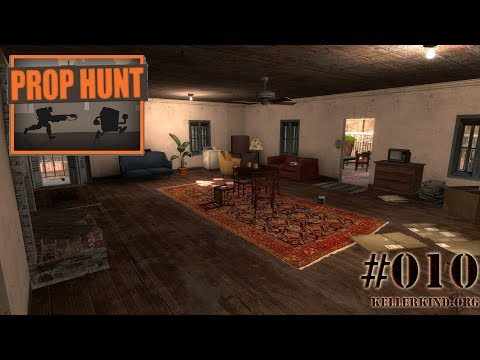 Prop Hunt #10 – Chaos in Infernaria ★ Let's Play Garry's Mod: Prop Hunt [HD|60FPS]