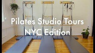 Pilates Studio Tours: NYC Edition