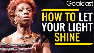 How To Let Your Light Shine Bright | Lisa Nichols | Inspiring Women of Goalcast