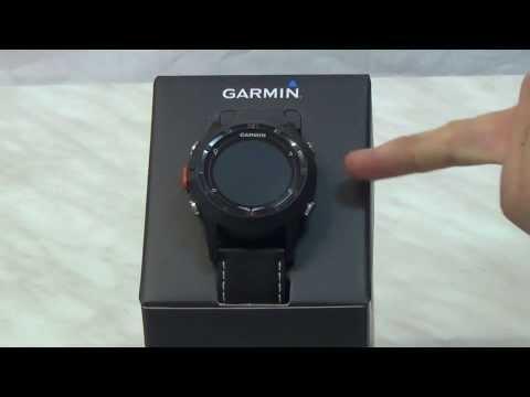Presentazione Orologio GPS Aeronautico Garmin D2 Pilot Watch