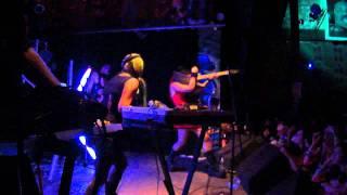 ANGELSPIT - WOLF @ REGGIES ROCK CLUB CHICAGO 11-01-2011