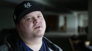 SlinCraze Inspires Sámi Youth With Rap Music