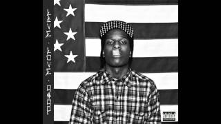 ASAP Rocky - Wassup [HQ + Lyrics]