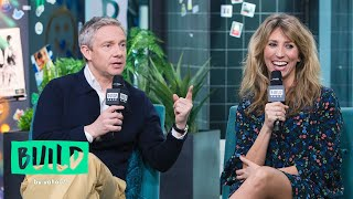 Martin Freeman & Daisy Haggard Get Into Their New FX Comedy, Breeders