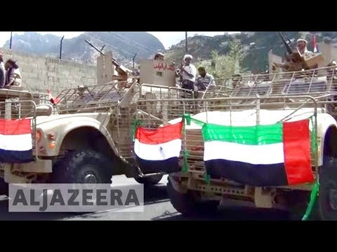 ?? Yemen: UAE-backed separatists 'take control' of Aden