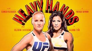 Is Valentina Shevchenko the next UFC champion? (Heavy Hands #143)