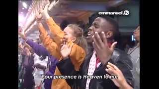 EMMANUEL SINGERS LIVE - YOUR PRESENCE IS HEAVEN TO ME