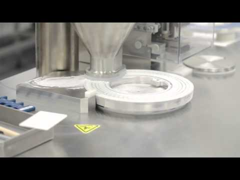 Remplissage de capsules (Technologie de la production pharmaceutique)