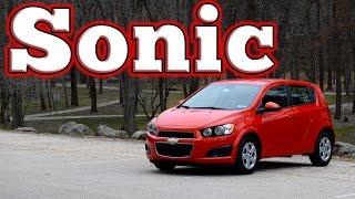 Regular Car Reviews: 2013 Chevrolet Sonic