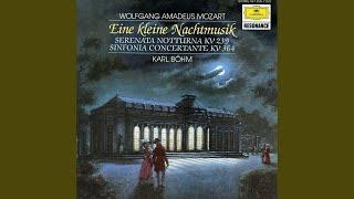 Mozart: Serenata Notturna In D, K.239 - 1. Marcia (Maestoso)
