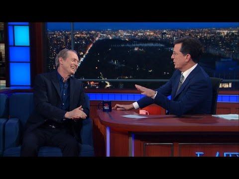 Steve Buscemi u Stephena Colberta