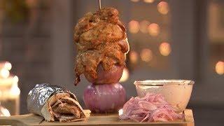 Ruchi Vismayam l EPI - 111 - Chicken Shawarma| Mazhavil Manorama