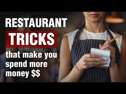 18 Ways Restaurants Use Psychology To Make You Spend More Money